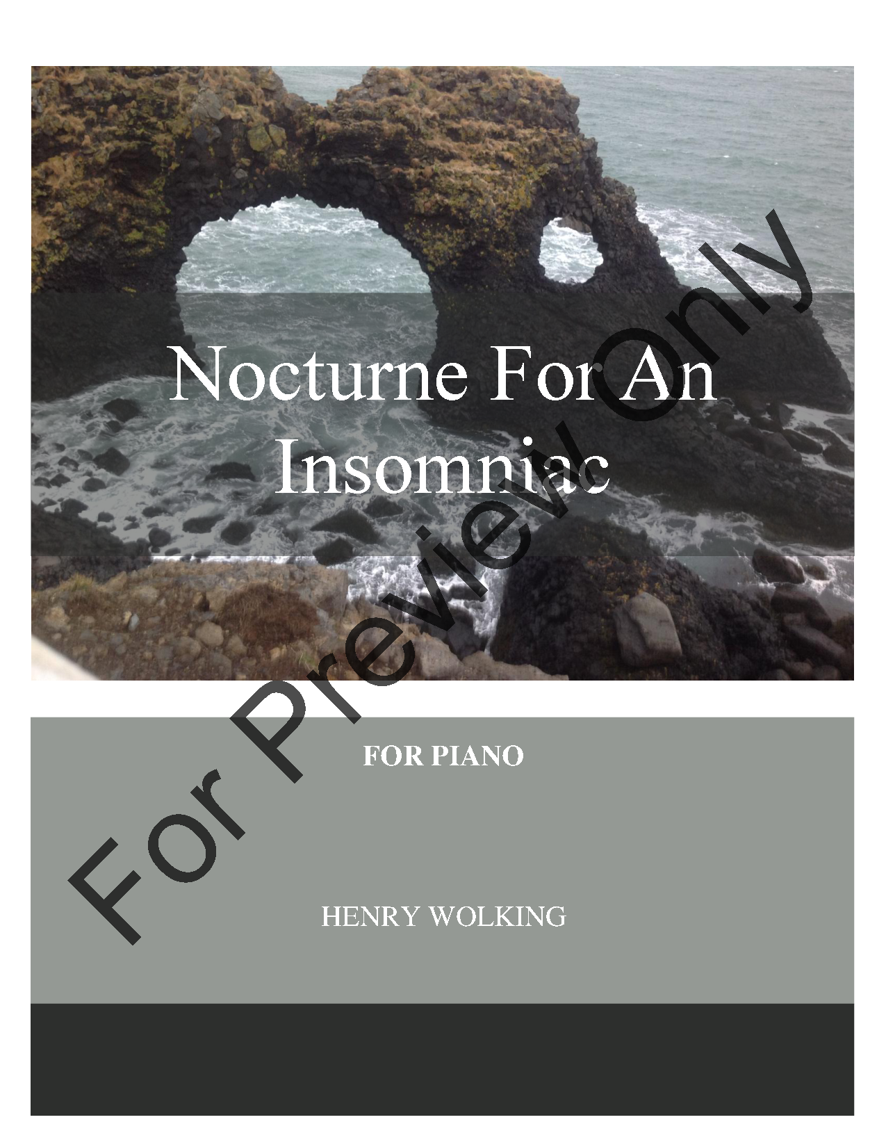 Nocturne For An Insomniac Thumbnail