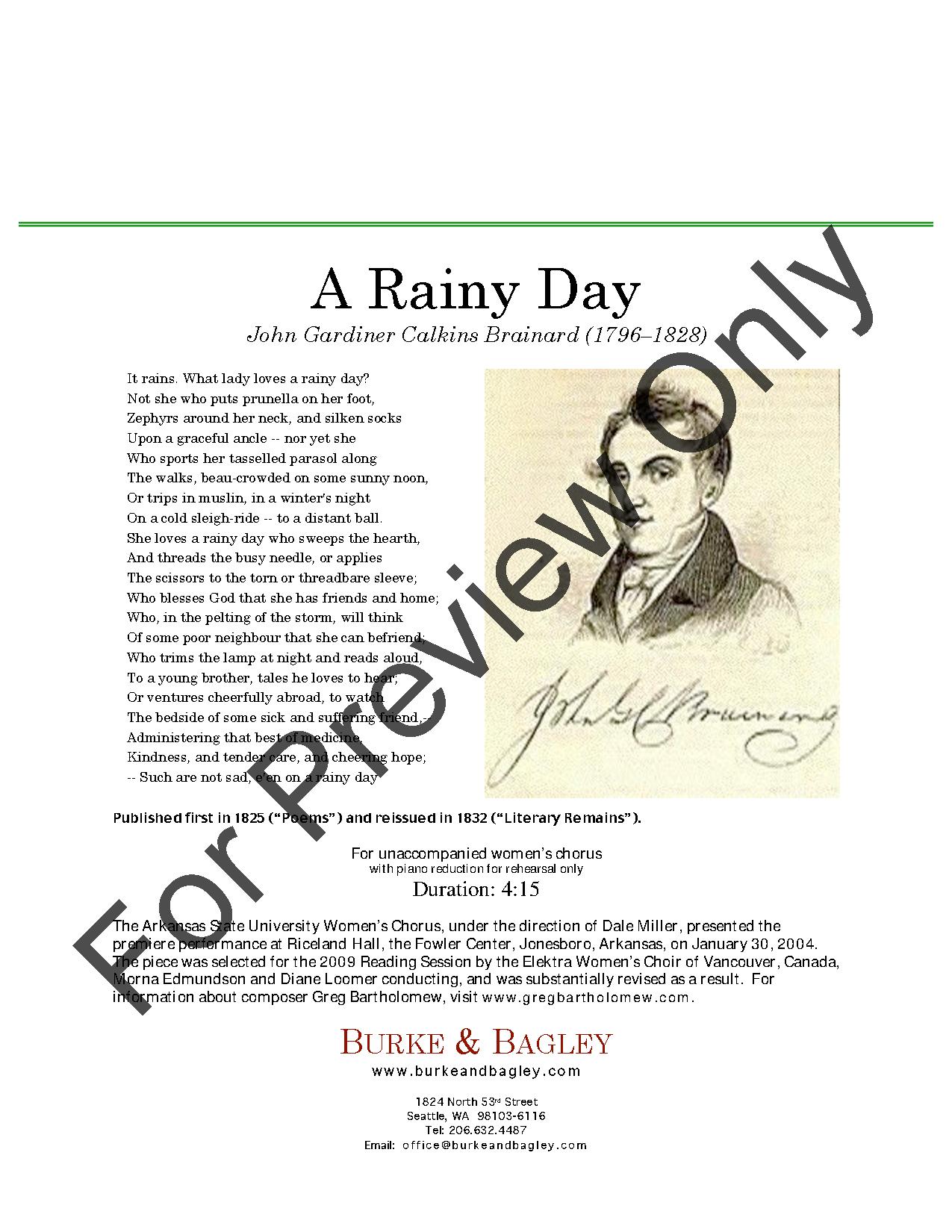 A Rainy Day Thumbnail