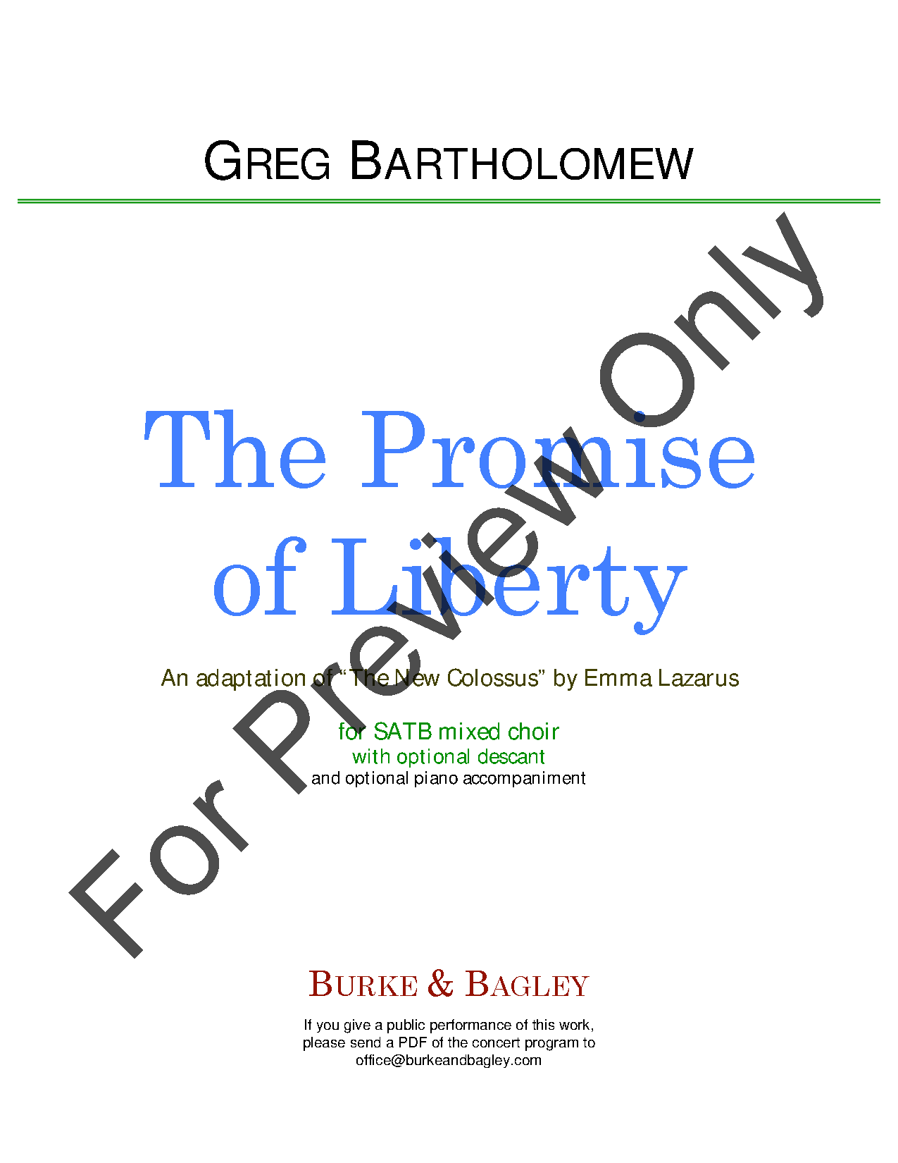 The Promise of Liberty Thumbnail
