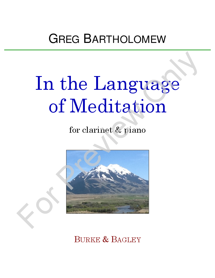In the Language of Meditation Thumbnail