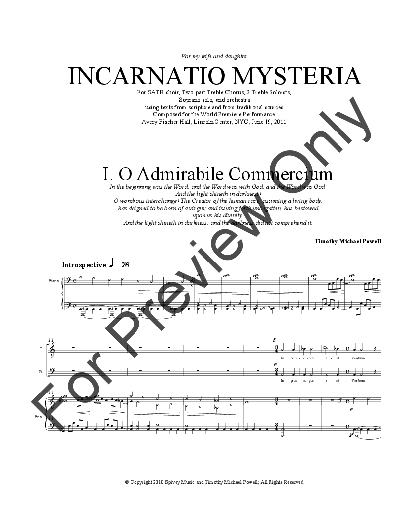 Incarnatio Mysteria Thumbnail