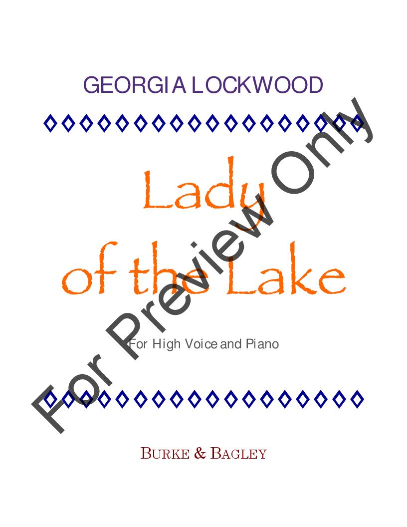 Lady of the Lake Thumbnail