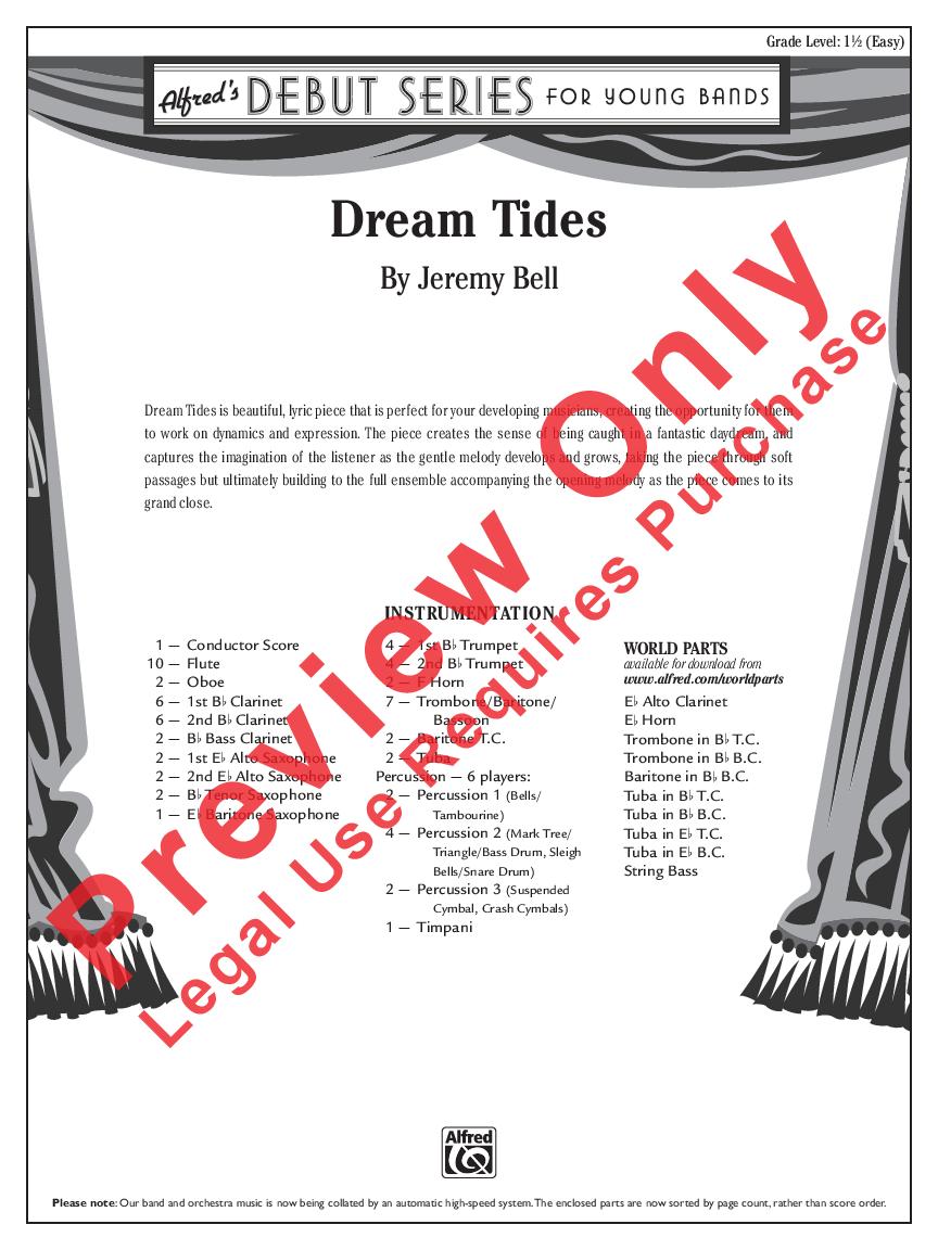 Dream Tides Thumbnail