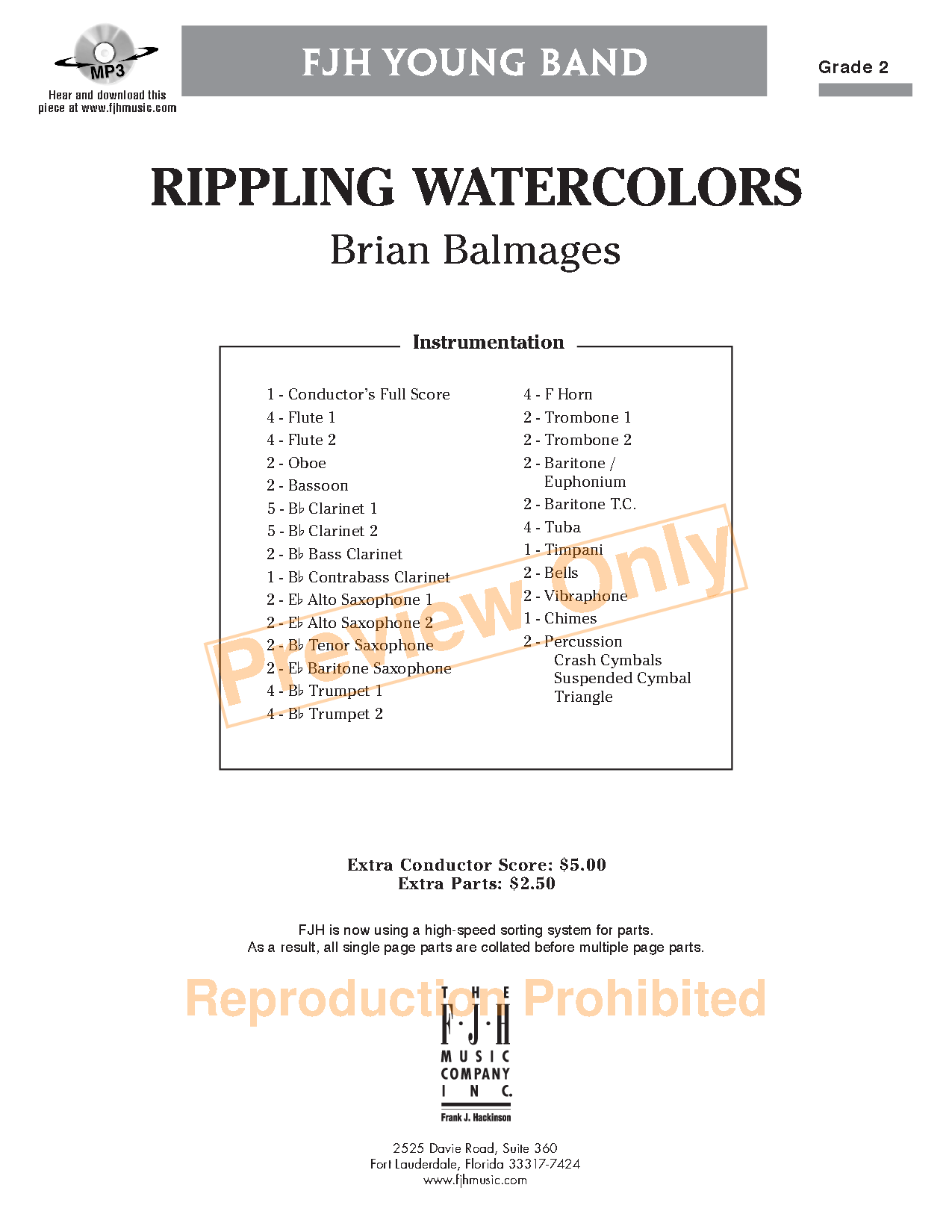 Rippling Watercolors Thumbnail