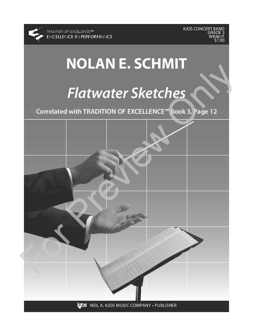 Flatwater Sketches Thumbnail