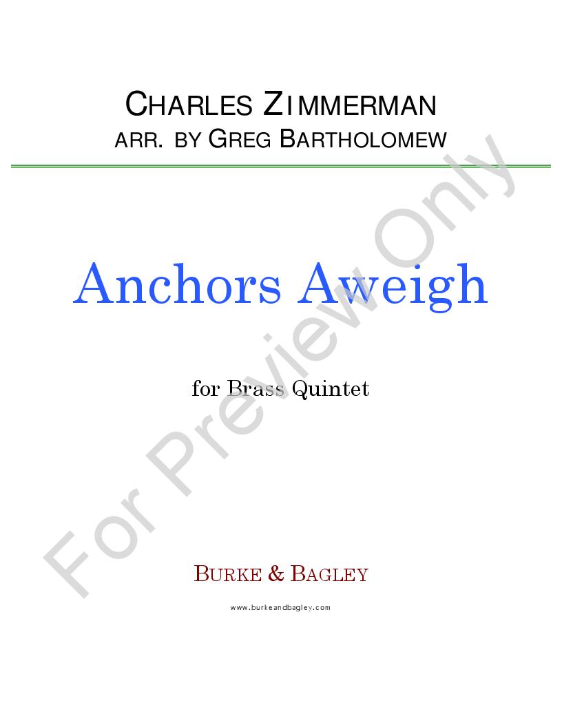 Anchors Aweigh Thumbnail