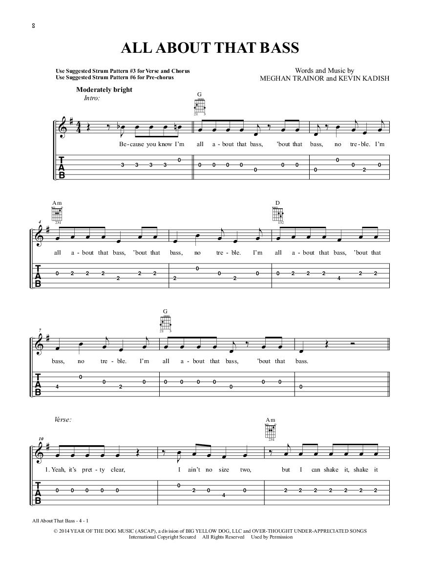 guitar songs easy pop music rock sheet various pepper