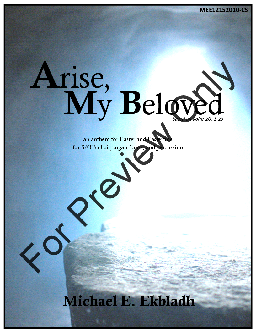 Arise, My Beloved Thumbnail