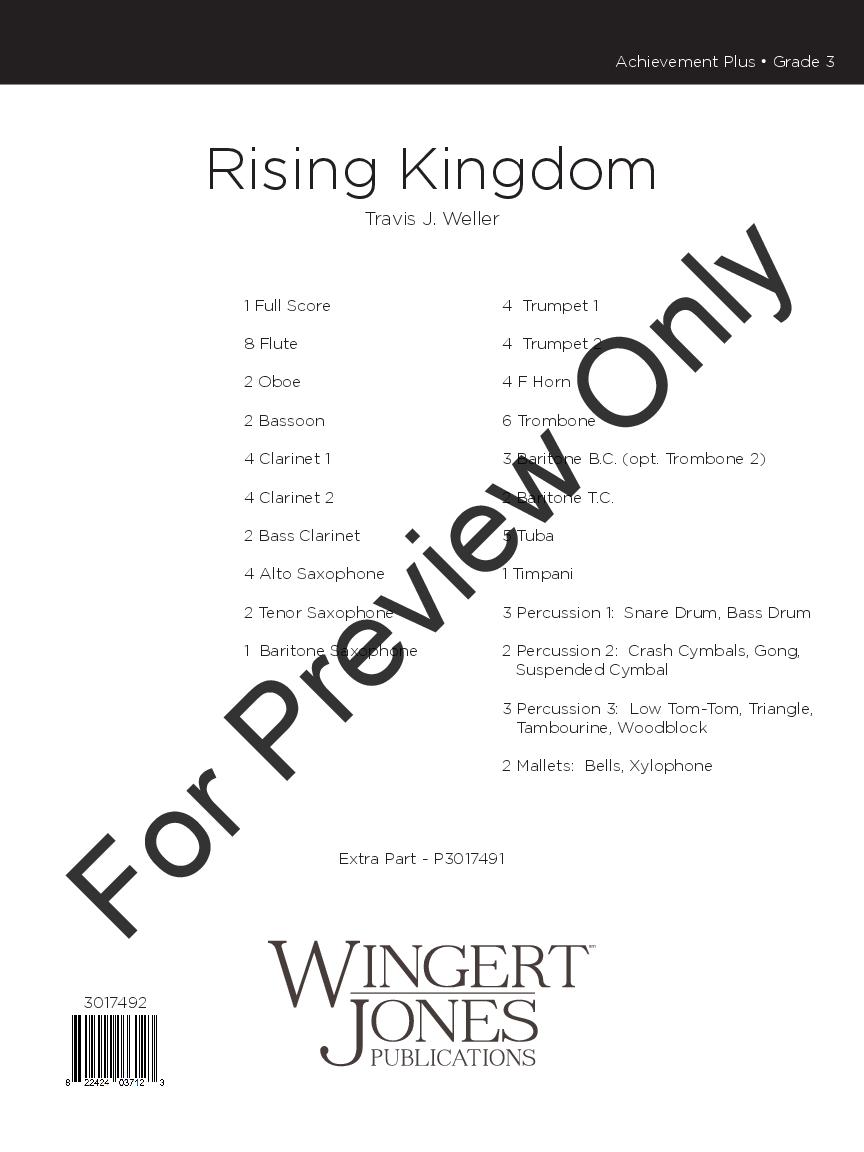 The Rising Kingdom Thumbnail