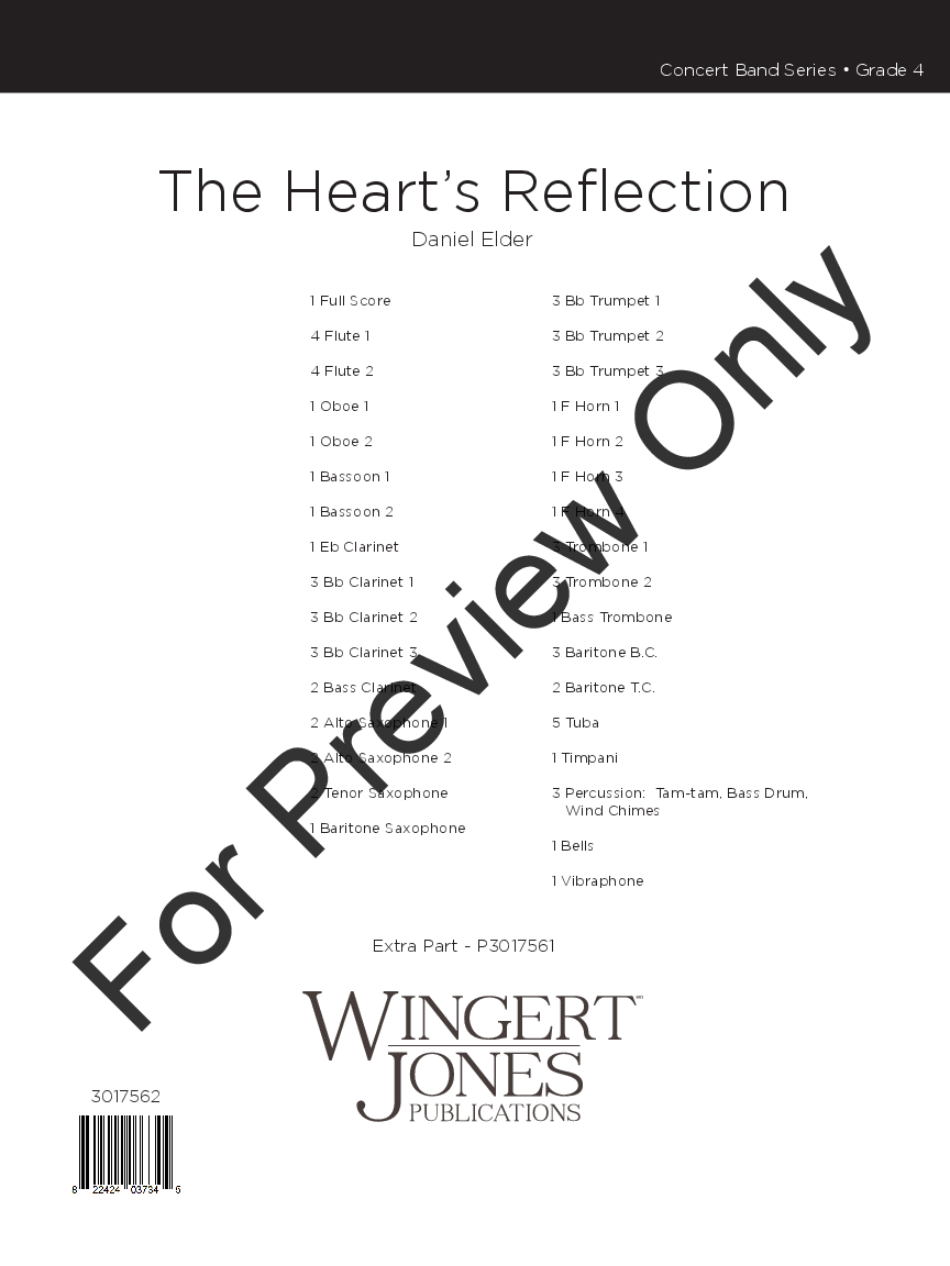 The Heart's Reflection Thumbnail