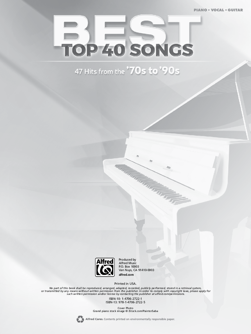 Best Top 40 Songs from the 70s to 90s by Various | J W