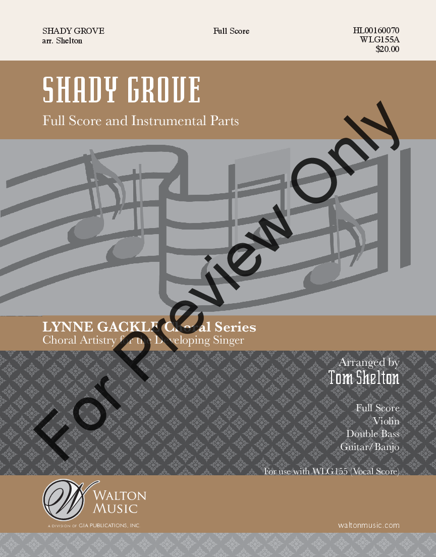 Shady Grove Thumbnail