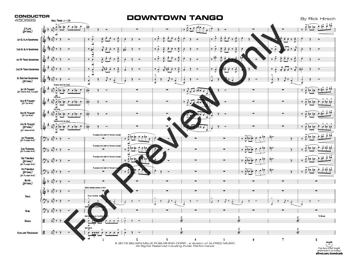 Downtown Tango Thumbnail
