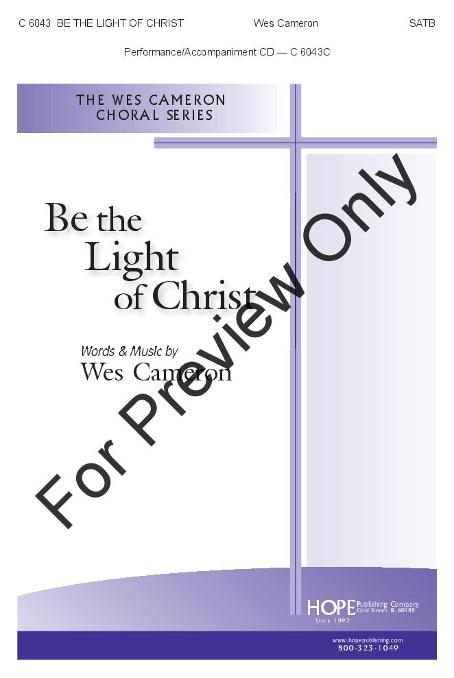 Be the Light of Christ Thumbnail