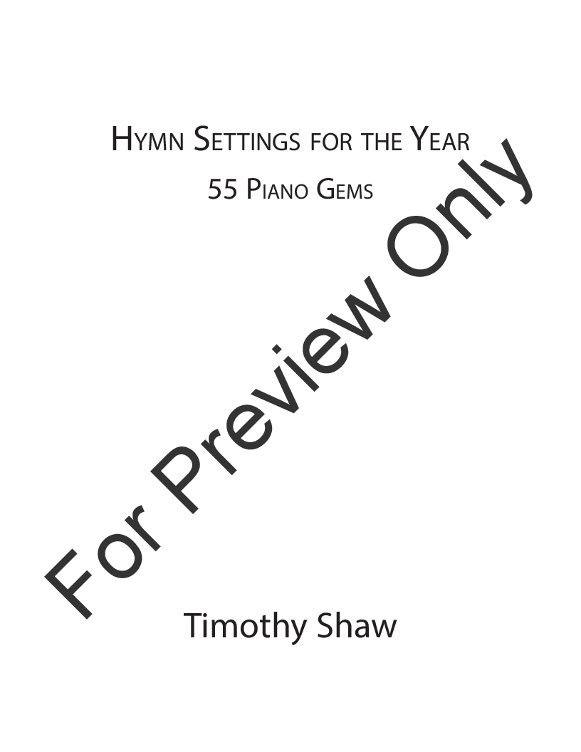 Hymn Settings for the Year Thumbnail