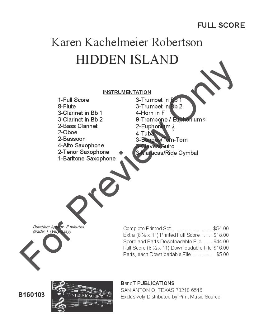 Hidden Island Thumbnail