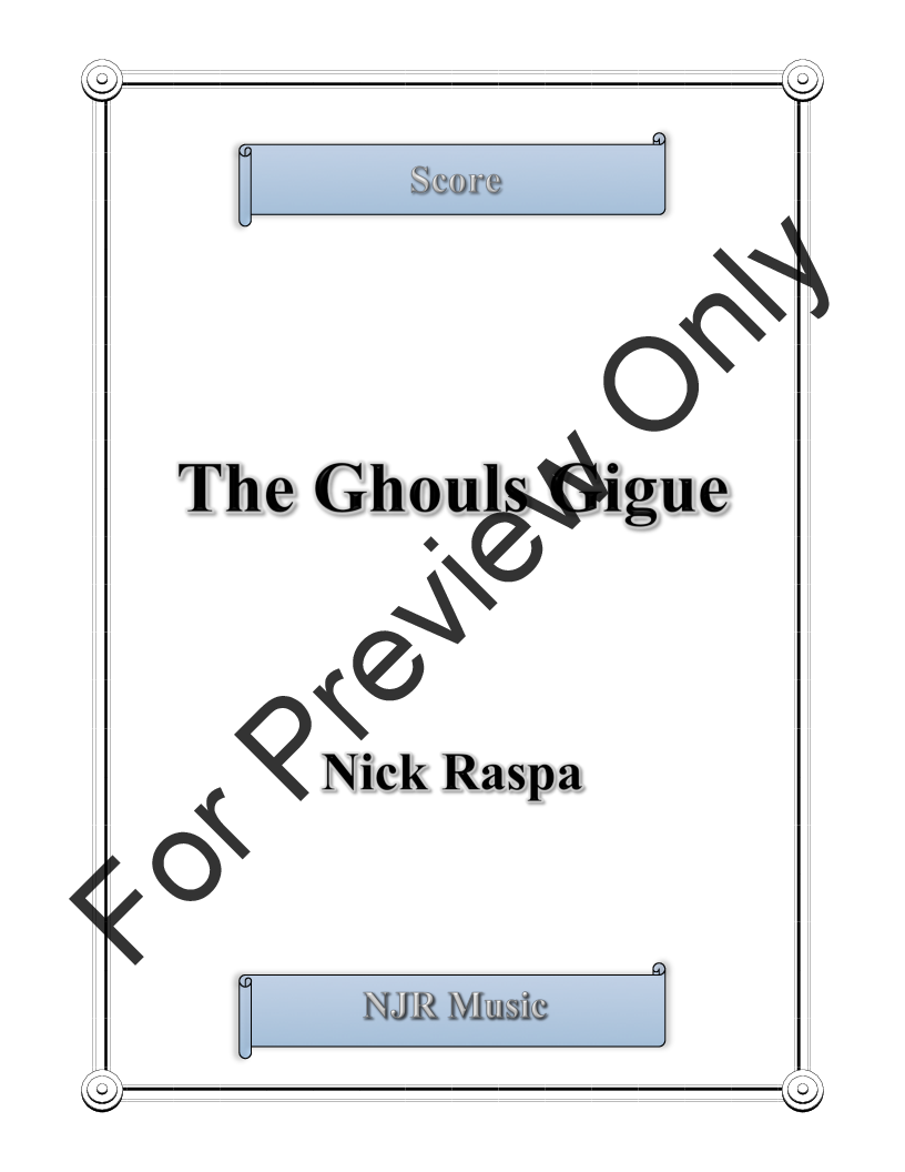 The Ghouls Gigue Thumbnail