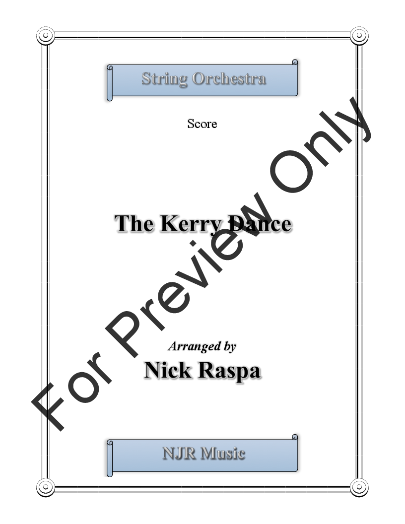 Kerry Dance Thumbnail