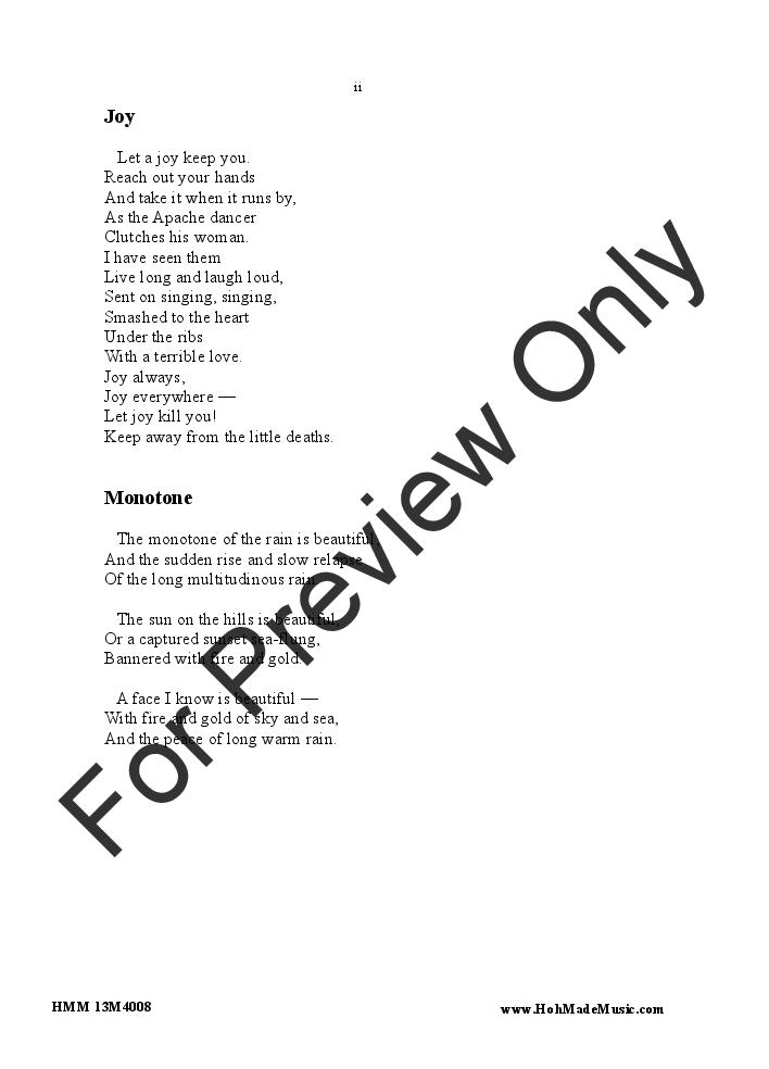 Remembering All: Five Sandburg Poems Thumbnail
