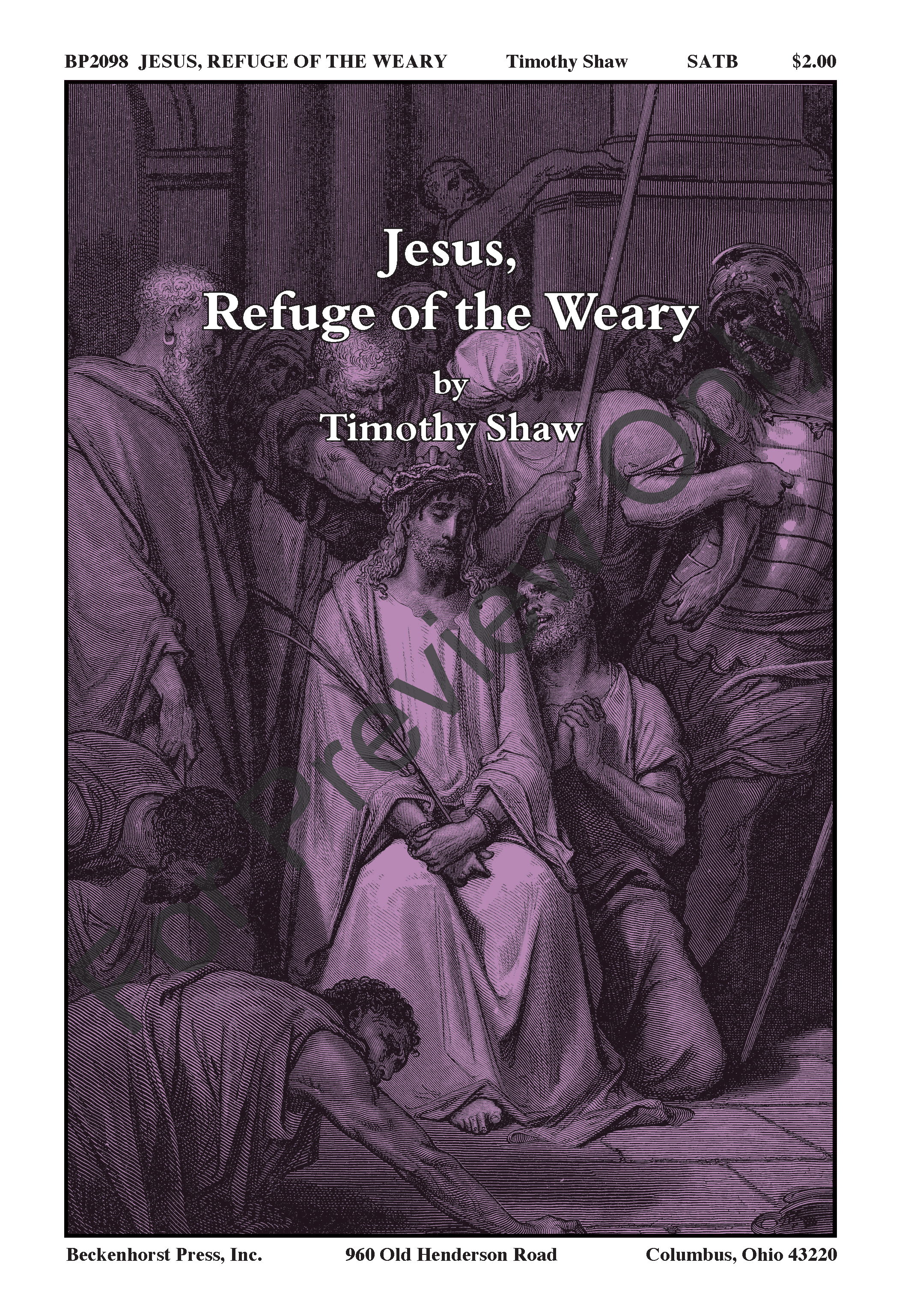 Jesus, Refuge of the Weary Thumbnail