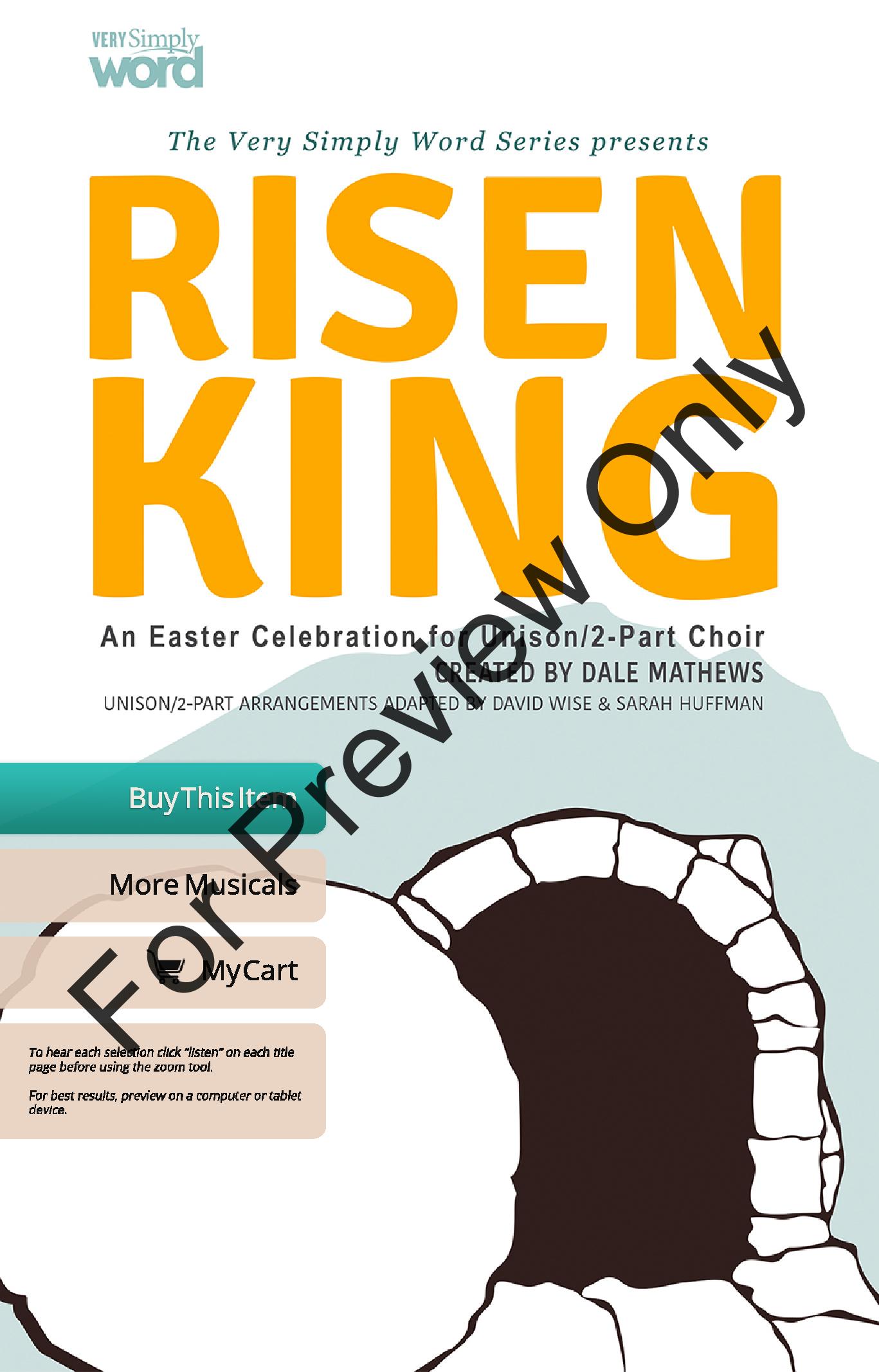 Risen King Thumbnail