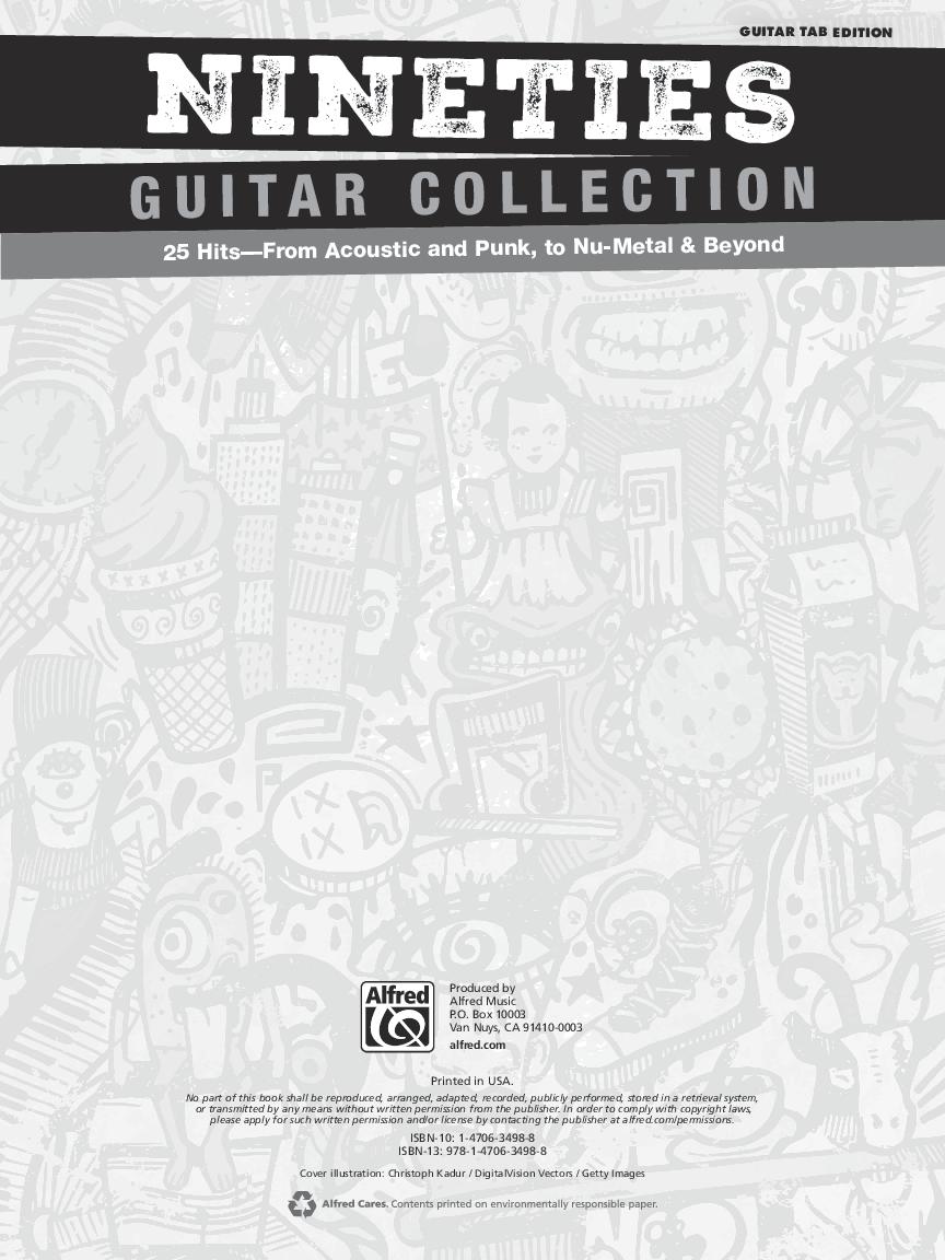 Nineties Guitar Collection Thumbnail