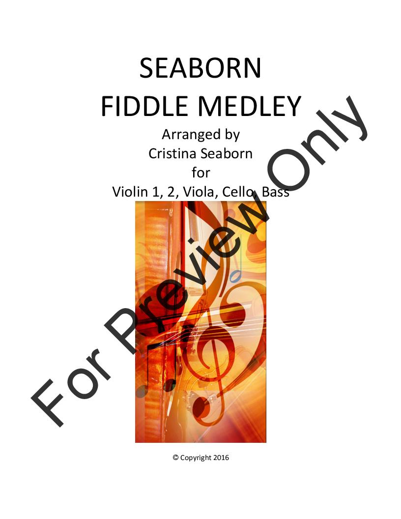 Seaborn Fiddle Medley Thumbnail