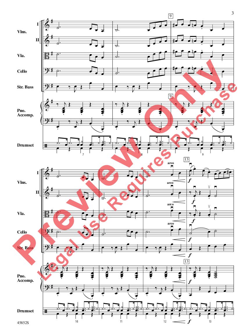 Take Five by Paul Desmond/arr  Bob Cerulli| J W  Pepper