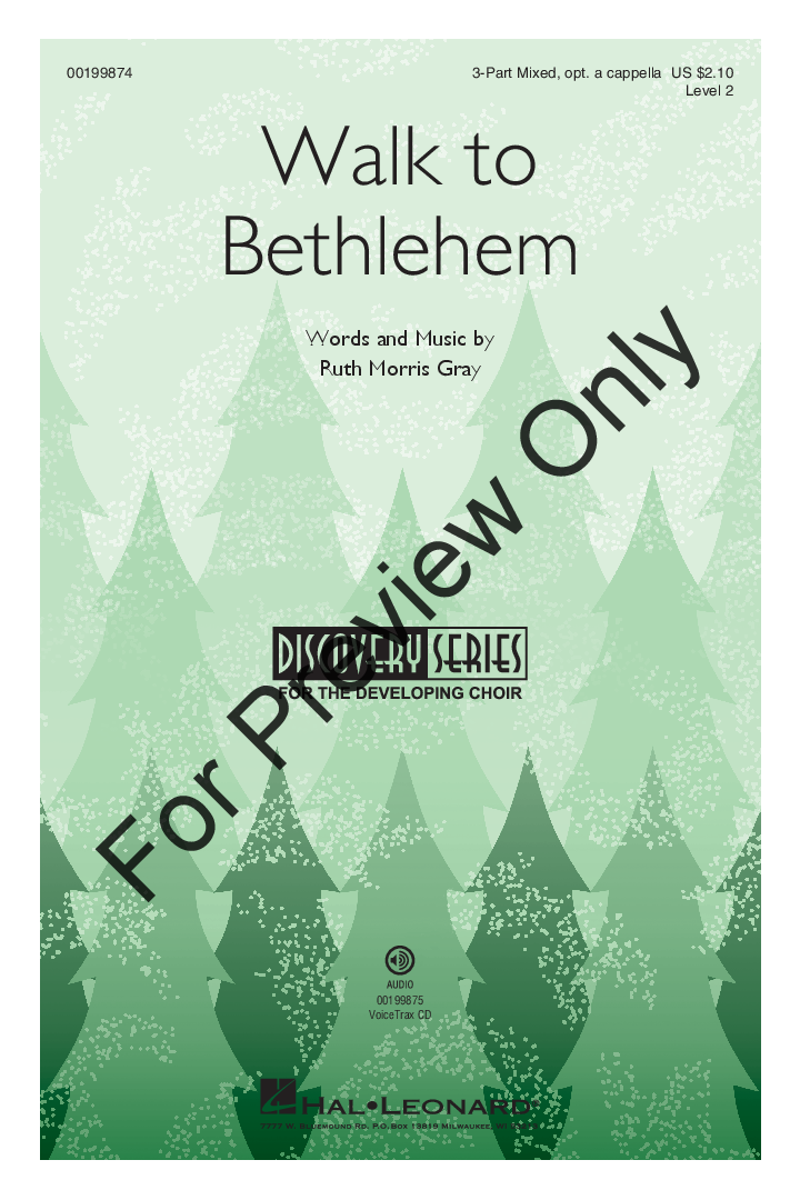Walk to Bethlehem Thumbnail