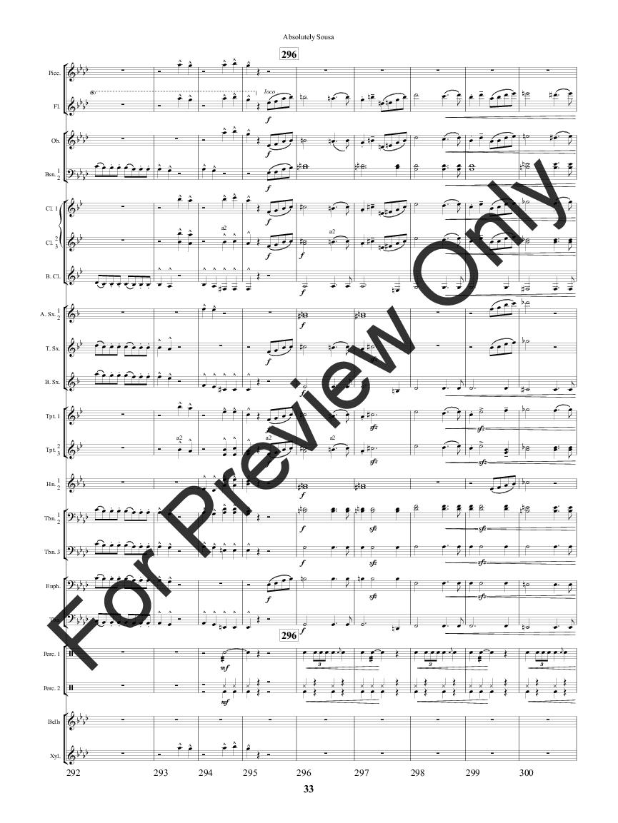 Absolutely Sousa Thumbnail