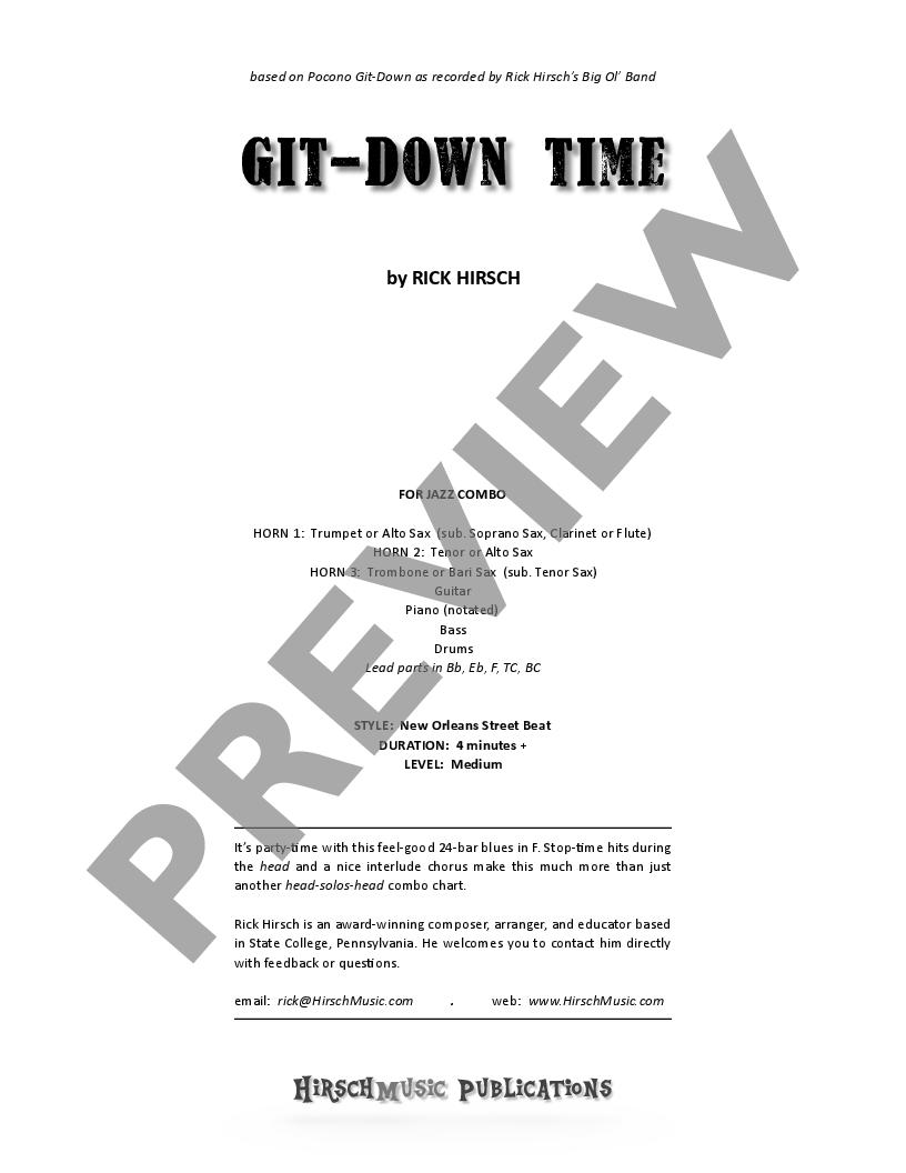 Git-Down Time Thumbnail