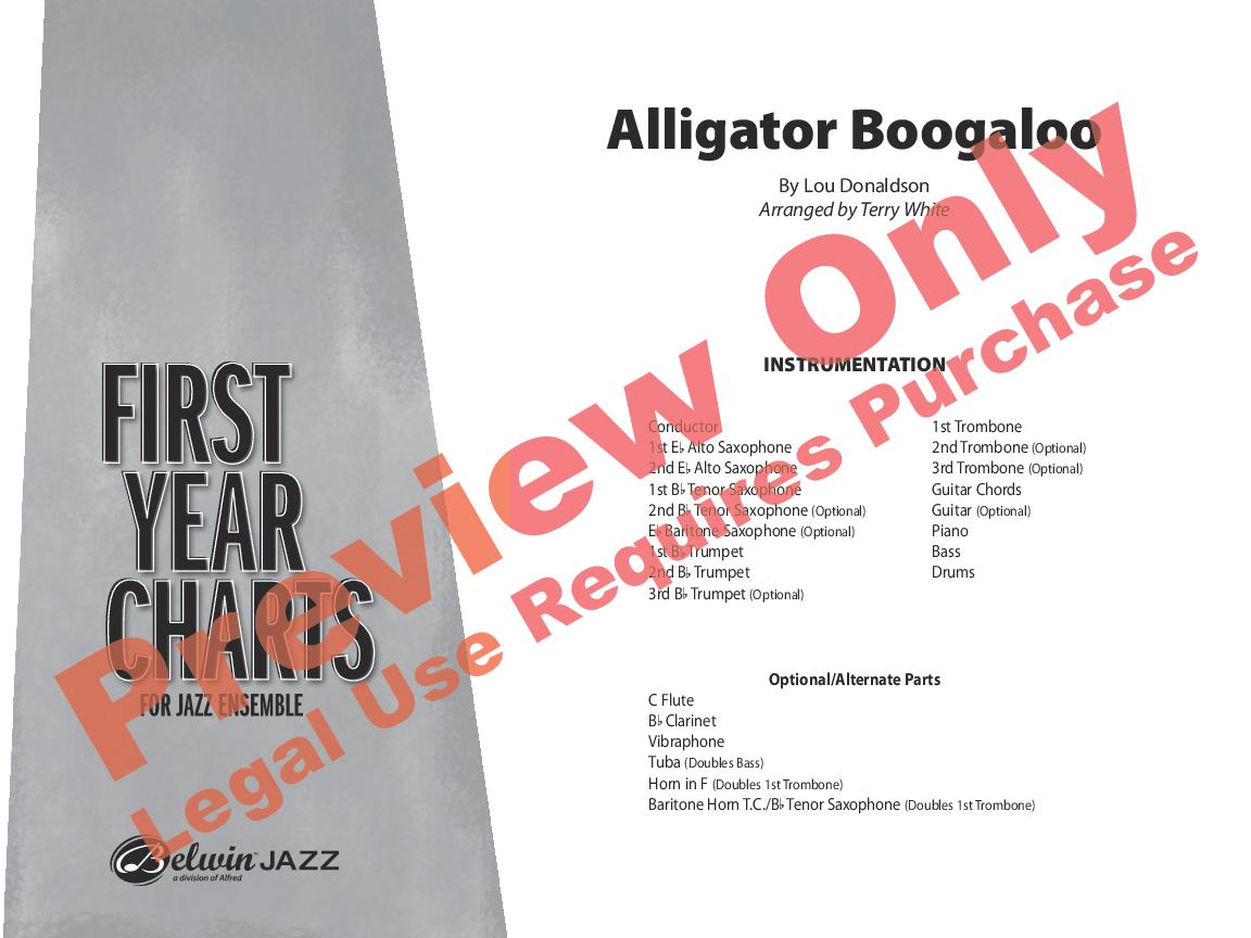 Alligator Boogaloo Thumbnail