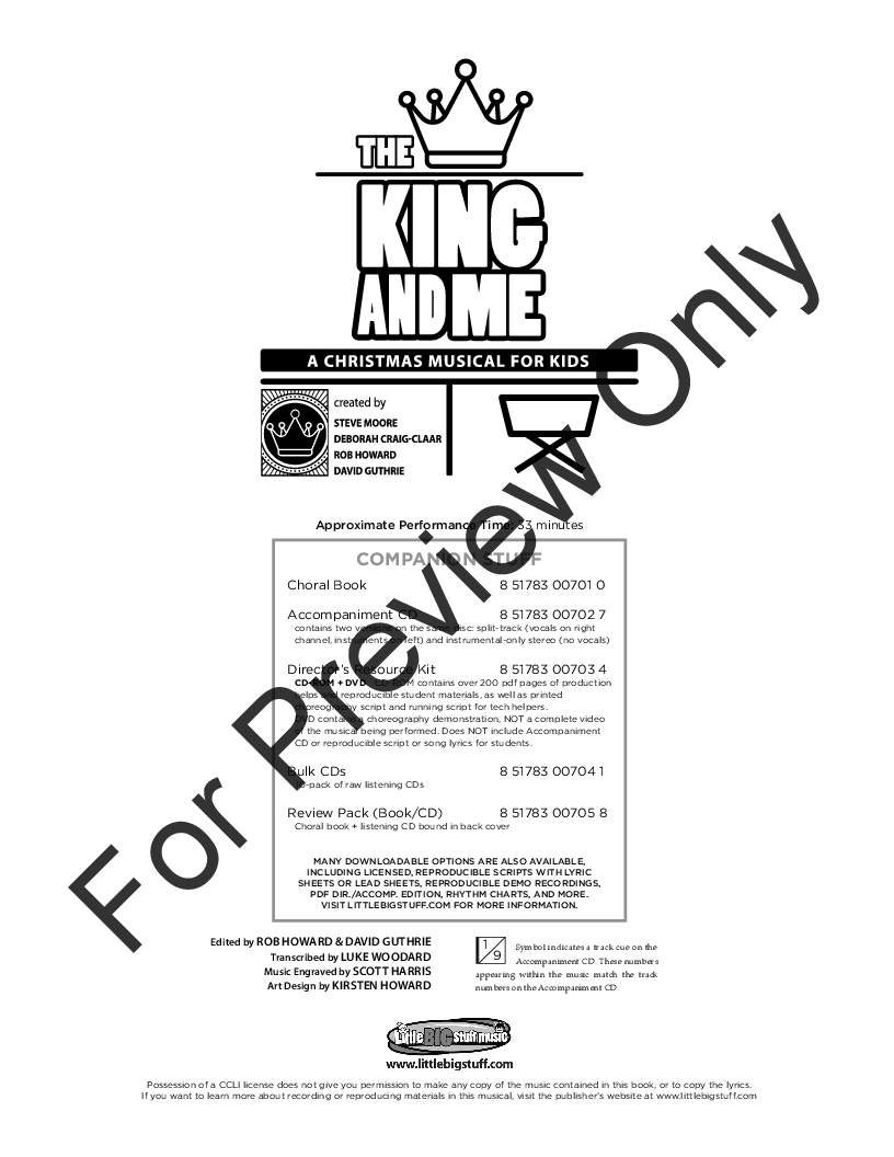 The King and Me Thumbnail