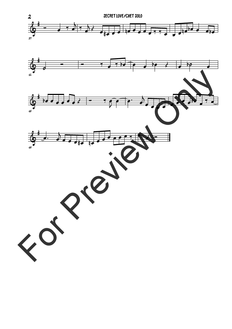 12 jazz Trumpet solo transcriptions (Trumpet | J W  Pepper Sheet Music