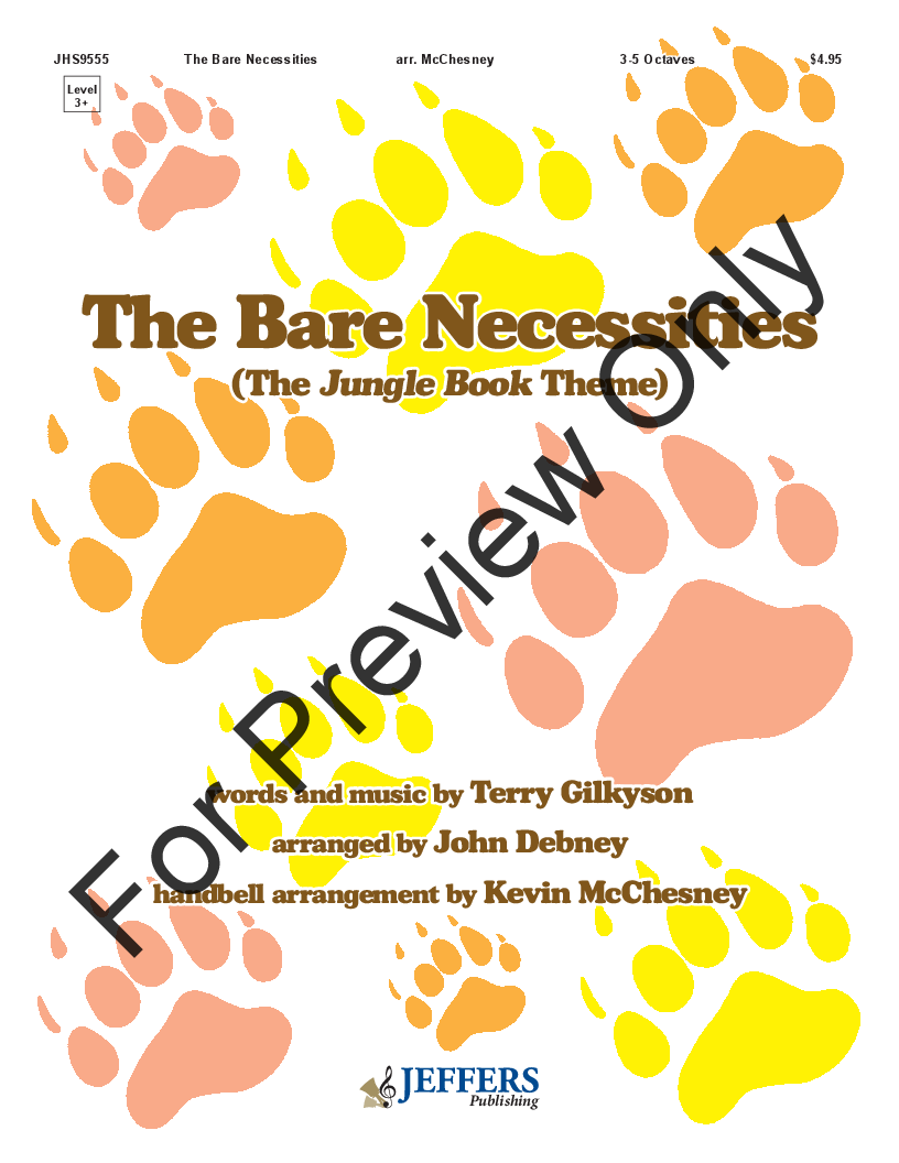 The Bare Necessities Thumbnail