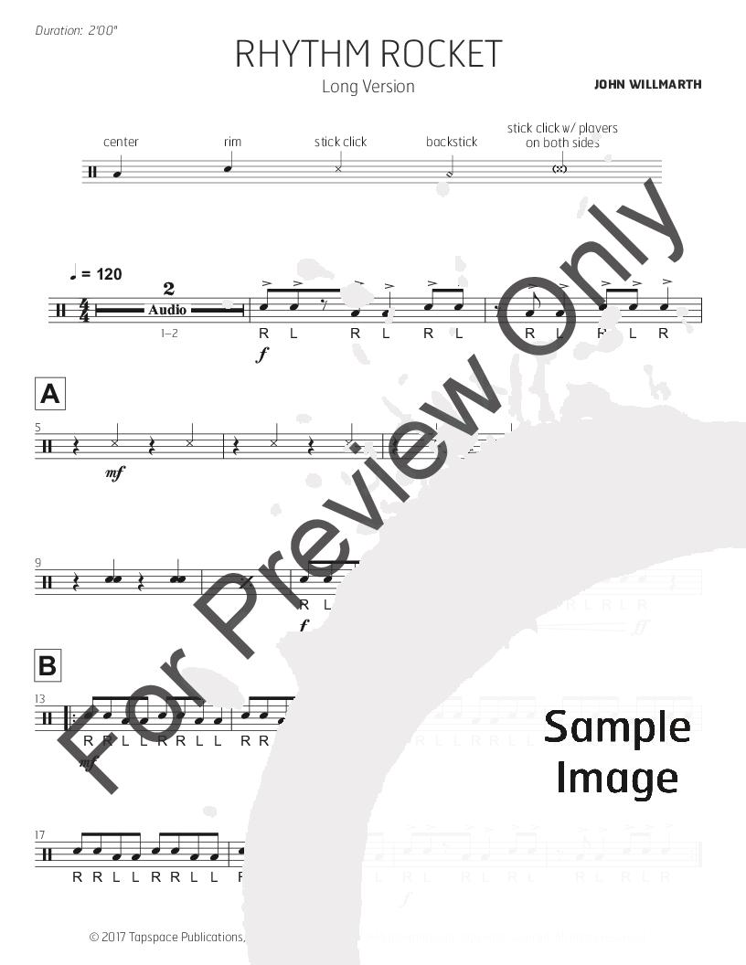 Rhythm Rocket Thumbnail