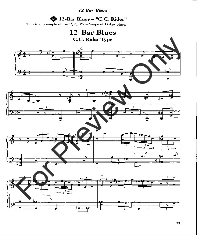 Dr John Teaches New Orleans Piano (Complete Edit | J W  Pepper Sheet