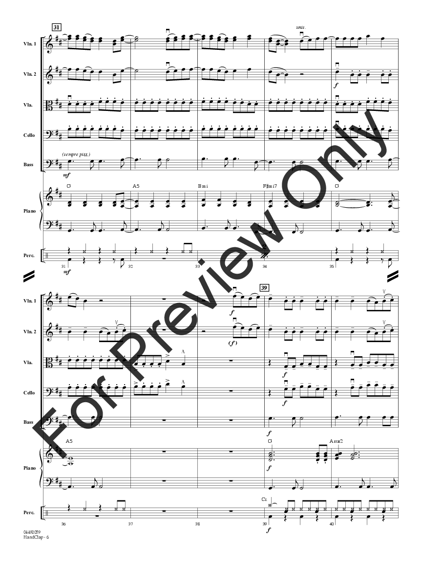 Handclap Arr Larry Moore J W Pepper Sheet Music Handclap is a song recorded by american indie pop band fitz and the tantrums. handclap arr larry moore j w pepper
