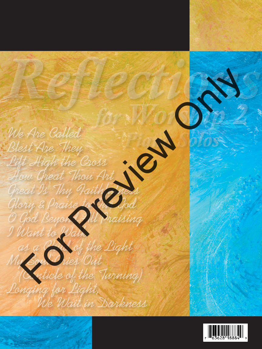 Reflections for Worship, Vol. 2 Thumbnail