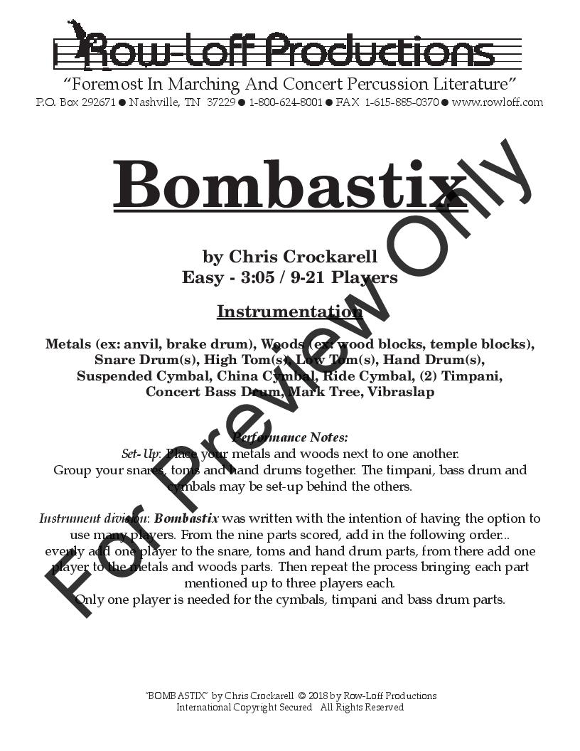 Bombastix Thumbnail