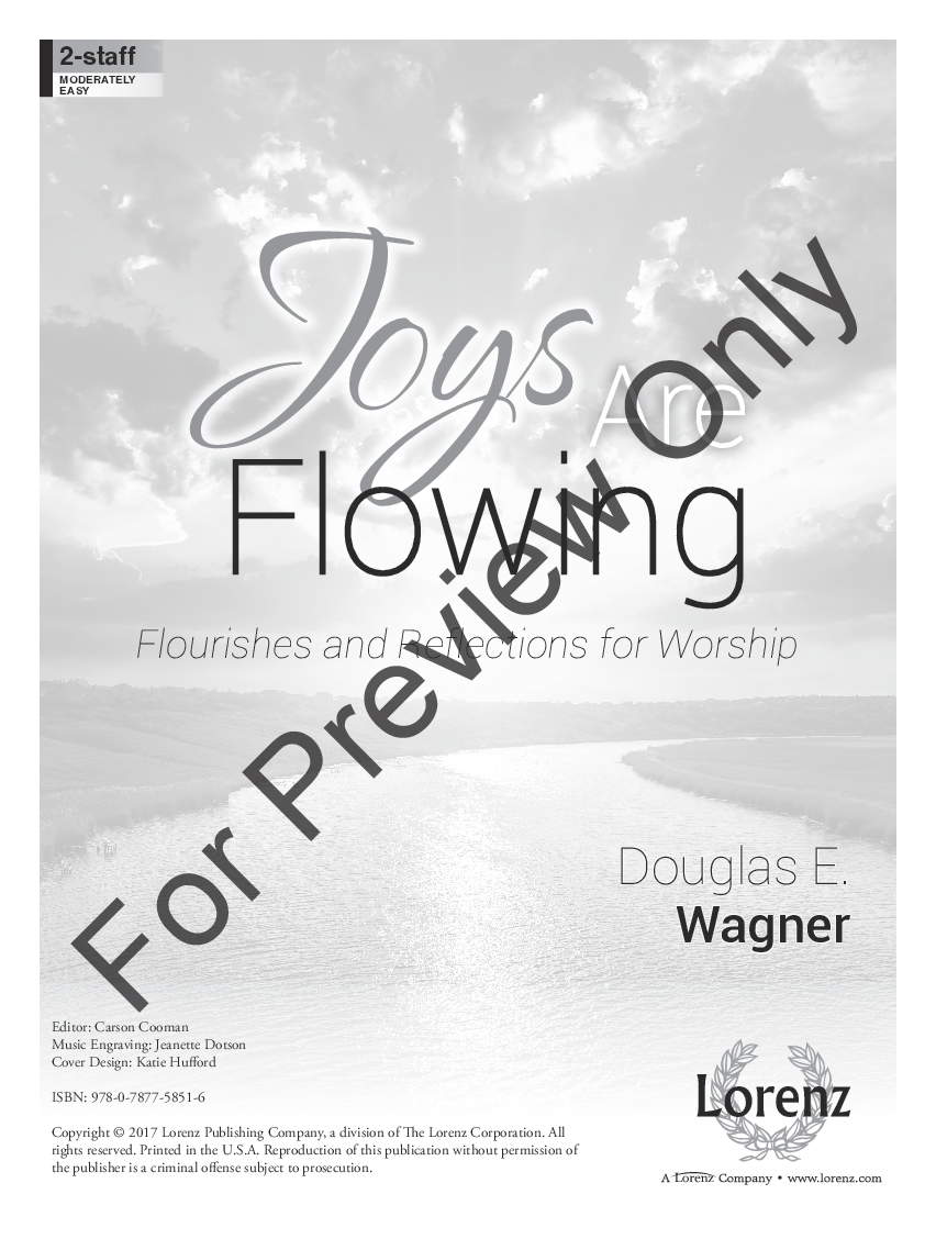 Joys are Flowing Thumbnail
