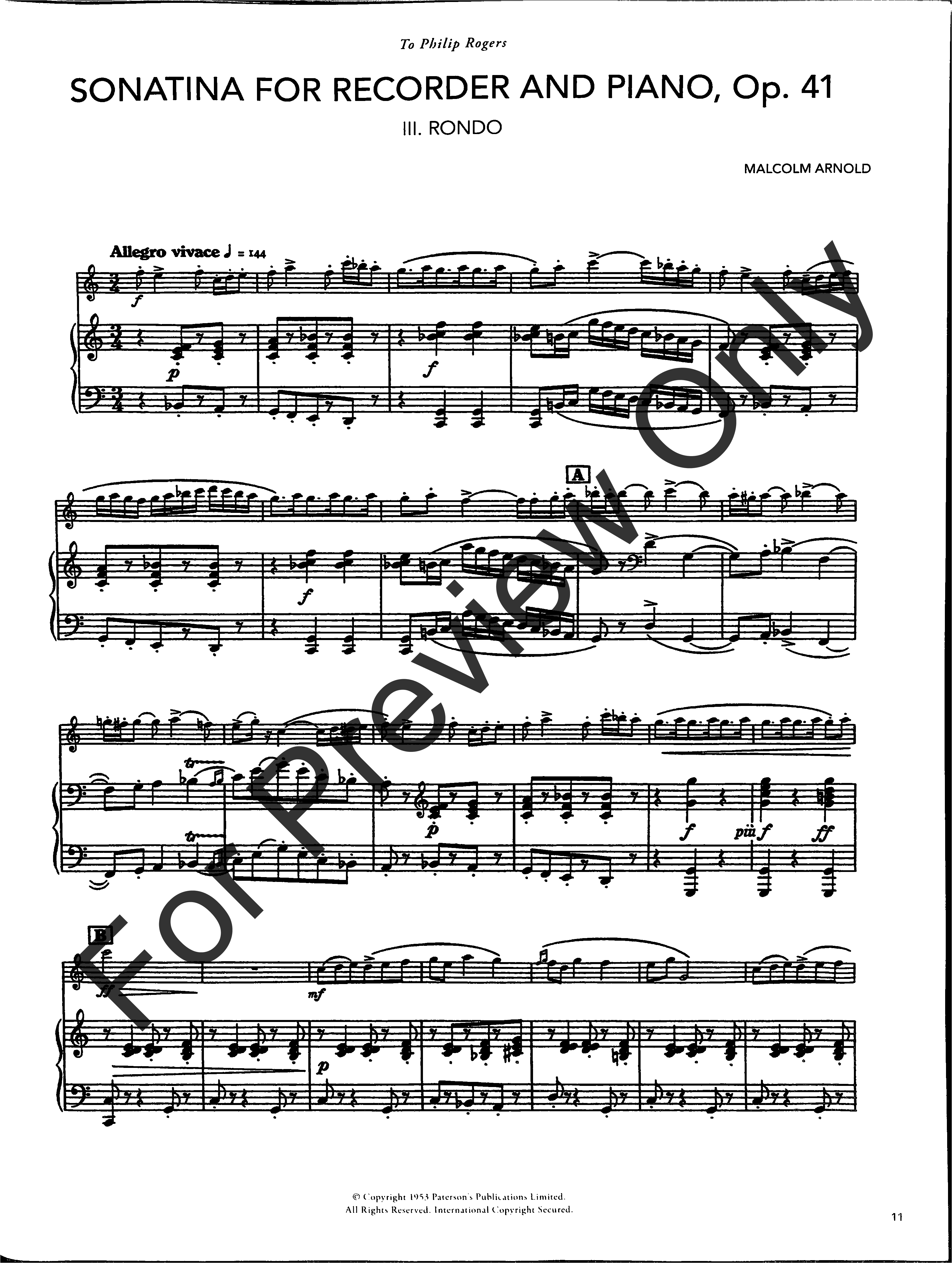 The Chester Flute Anthology Flute Piano Accompaniment Sheet Music Instrumental