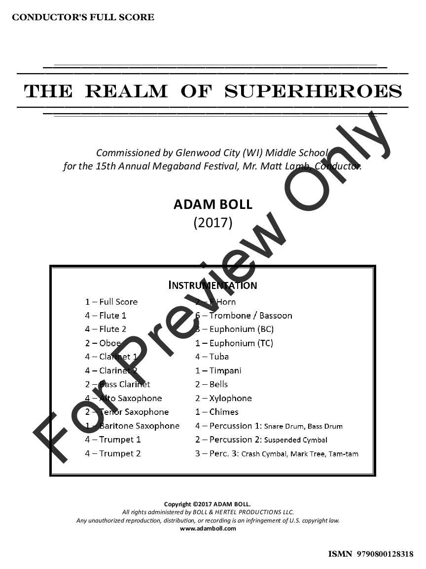 The Realm of Superheroes Thumbnail