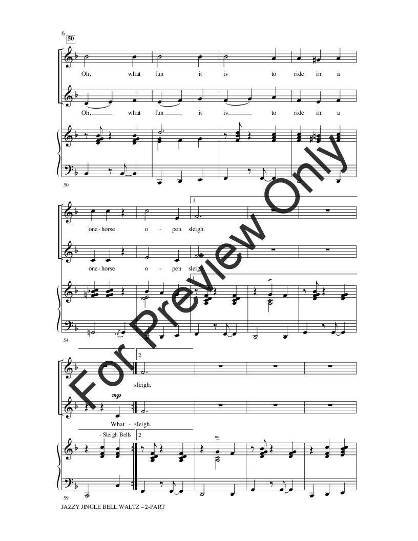 Jazzy Jingle Bell Waltz Thumbnail
