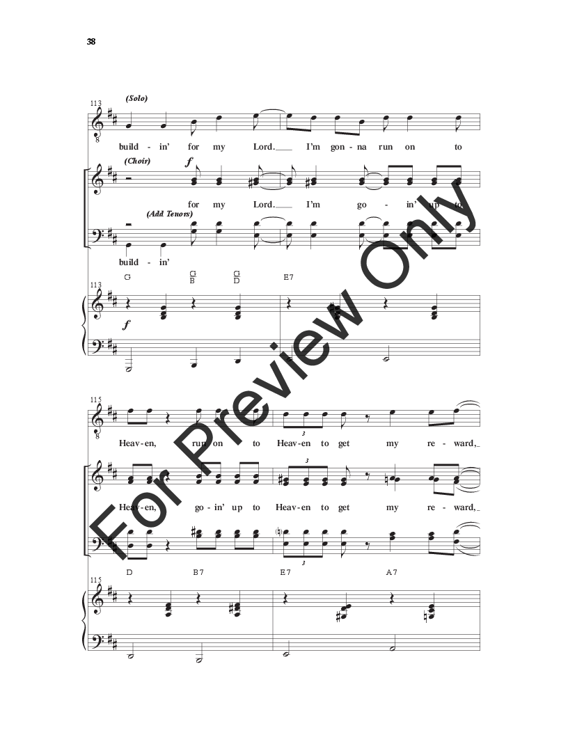 Southern Gospel Songs Vol  2 (SATB Choral Sc | J W  Pepper