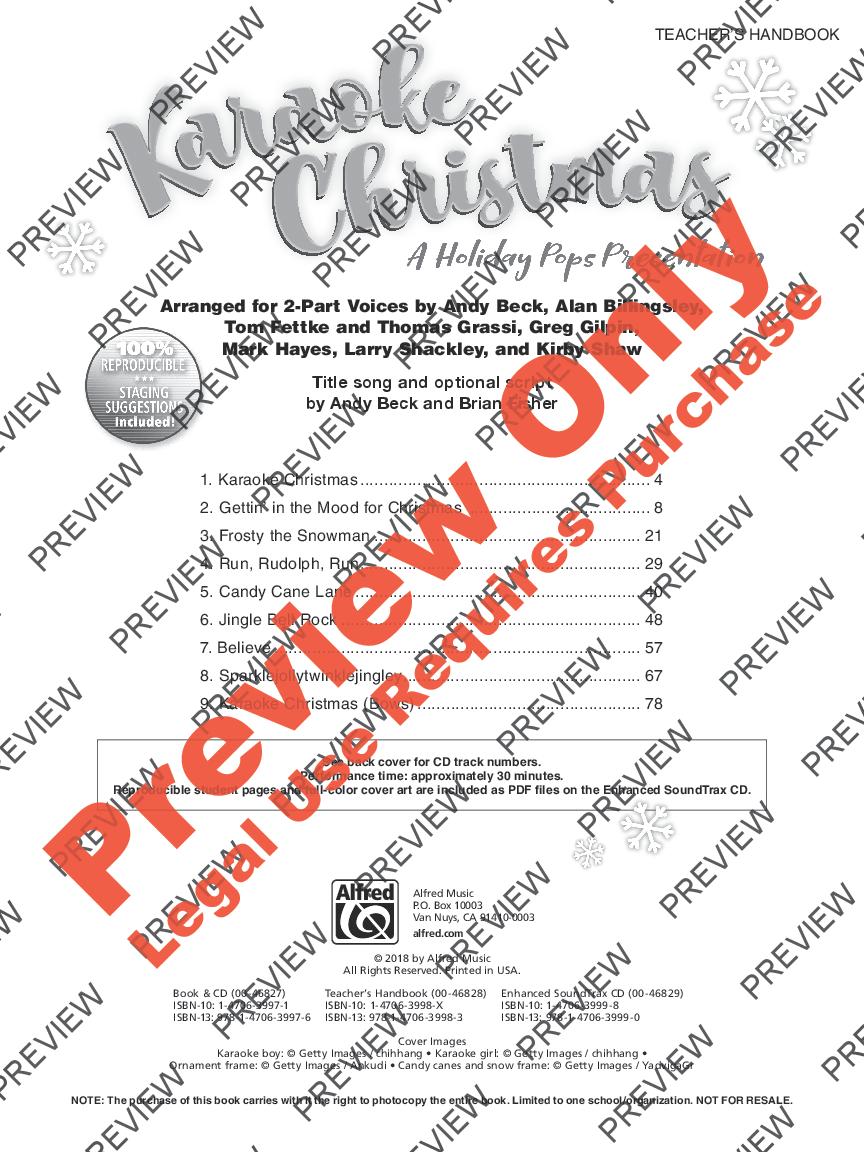 Karaoke Christmas Thumbnail