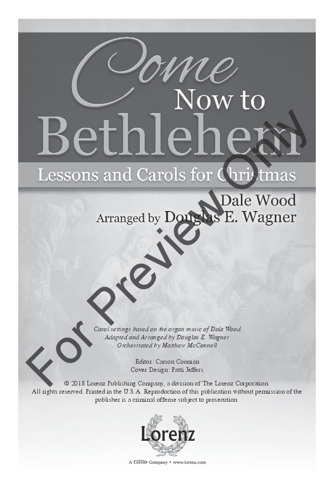 Come Now to Bethlehem Thumbnail