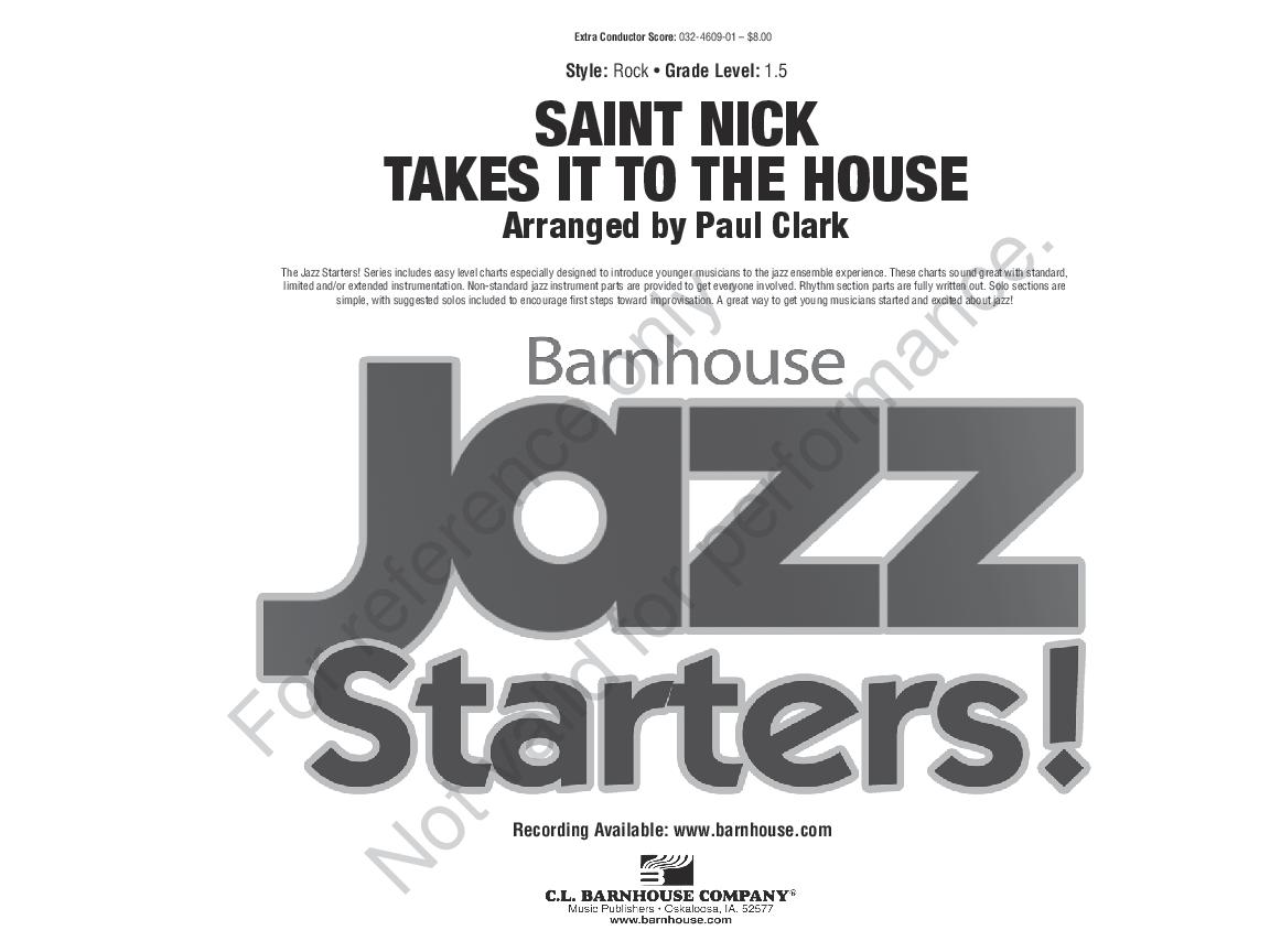 Saint Nick Takes It to the House Thumbnail