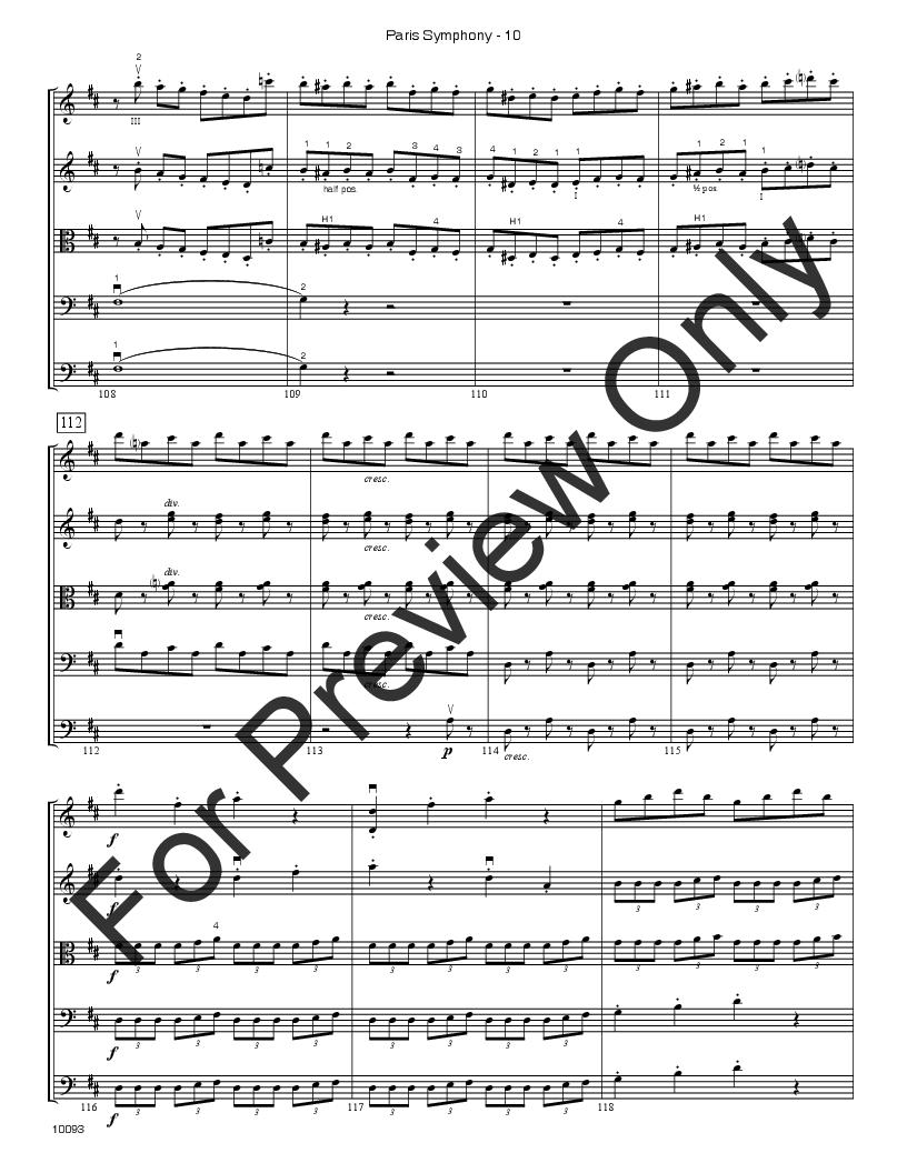 Paris Symphony Thumbnail
