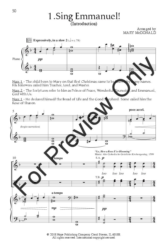 Sing Christmas Thumbnail